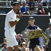 Nach 4.Runde: Angelique Kerber im Wimbledon-Viertelfinale (Foto)