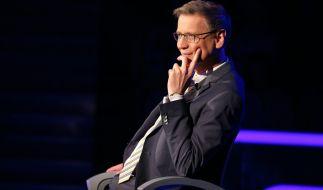 """Wann kehrt Günther Jauch auf den """"WWM""""-Stuhl zurück? (Foto)"""