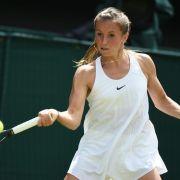 Gegen Serena Williams: Annika Beck ohne Chance (Foto)