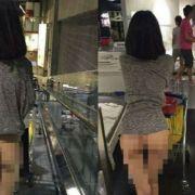 Nackt-Skandal bei Ikea! Unten-Ohne-Bilder im Internet (Foto)