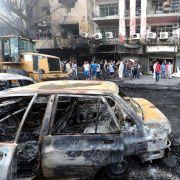 Mehr als 200 Tote - Zahl der Opfer in Bagdad steigt weiter (Foto)
