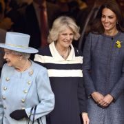 Hiobsbotschaft Brexit! Jetzt geht's Herzogin Kate an die Kohle (Foto)