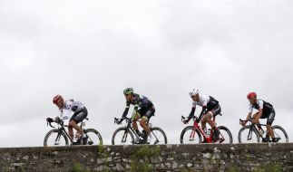 Christopher Froome schaffte mit neuem Fahrstil die 8. Etappe der 103. Tour de France. (Foto)