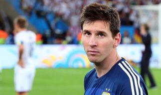 Lionel Messi: Rücktrittsentscheidung nur eine Kurzschluss-Reaktion? (Foto)