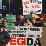 Legida-Demonstration am Montag: Hooligans angekündigt! (Foto)