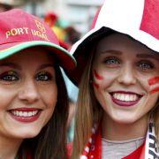 Portugal vs. Österreich - ein schönes Duell.