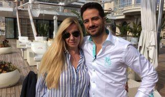 "Malek Obeid (r.) will bei ""Goodbye Deutschland"" in Monaco durchstarten. (Foto)"