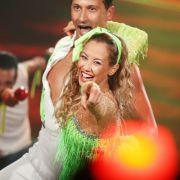 """Nach """"Let's Dance""""! Sandy wird Tanzlehrerin (Foto)"""