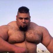Dieser Hulk sagt dem IS den Kampf an (Foto)