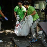 Philippinische Polizei tötet mindestens 25 mutmaßliche Drogenkriminelle (Foto)
