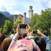 Touristen verschwinden spurlos von Schloss Neuschwanstein (Foto)