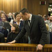 Oscar Pistorius muss für 6 Jahre hinter Gitter (Foto)