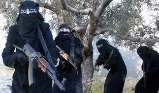 IS-Terroristen sollen auch ihre eigenen Leute umbringen. (Symbolbild) (Foto)