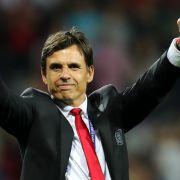 So dramatisch war der Werdegang des Wales-Trainers (Foto)