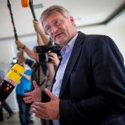 Gründet eine neue Fraktion: Der bisherige AfD-Fraktionschef im baden-württembergischen Landtag, Jörg Meuthen.