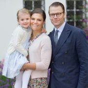 So halten sich Prinz Daniel und die Schweden-Royals fit (Foto)