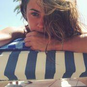 Auf ihrem Instagram-Profil postet Schlager-Sternchen Vanessa Mai regelmäßig zauberhaft sommerliche Selfies...
