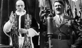 Adolf Hitler wollte Papst Pius XII. entführen lassen. (Foto)