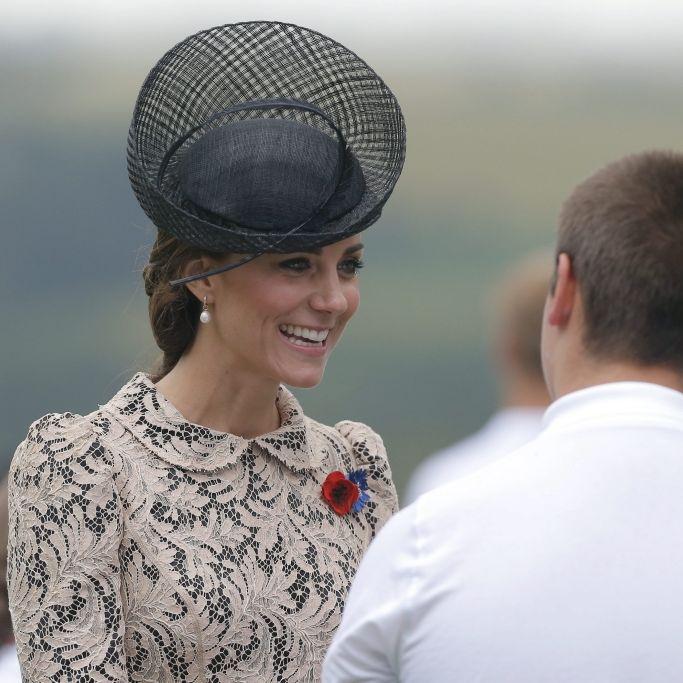 Royaler Rumms! Es knallt bei Herzogin Kate im Palast (Foto)