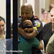 Todesschüsse in Dallas - Kein Hinweis auf Terrororganisation (Foto)