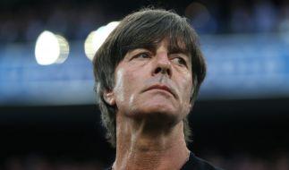 """""""Das ist keinen Gedanken wert heute Abend"""": Joachim Löw lässt seine Zukunft nach dem tragischen EM-Aus in Frnakreich vorerst offen. (Foto)"""