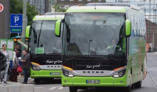 Flixbus setzt circa 1.000 Busse ein - europaweit. (Foto)