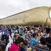 Radikale Christen bauen Arche nach (Foto)