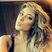 Das ist der Neue der deutschen Miss WM-Reporterin! (Foto)
