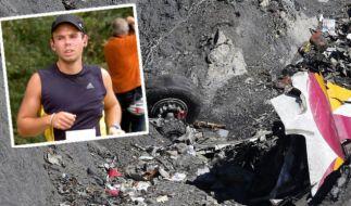 Pilot Andreas Lubitz riss 149 Menschen mit in den Tod. (Foto)