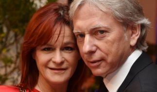 Sängerin Andrea Berg und Ehemann Uli Ferber. (Foto)
