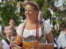 Neben Chris de Burgh und Santiano ist auch Linda Hesse zu Besuch im ZDF-Fernsehgarten. (Foto)