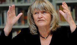 Das Amtsgericht Köln hat )einen Strafbefehl wegen Steuerhinterziehung gegen Alice Schwarzer erlassen. (Foto)