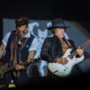 """""""Aerosmith""""-Star bricht auf der Bühne zusammen (Foto)"""