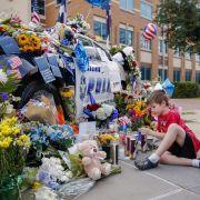 Mit Blut! Die letzte Nachricht des Cop-Killers (Foto)