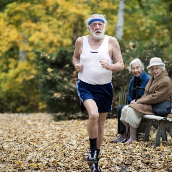 Marathon-Star Paul Averhoff will es noch einmal wissen (Foto)