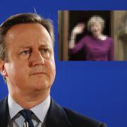 SIE könnte David Camerons Nachfolgerin werden (Foto)