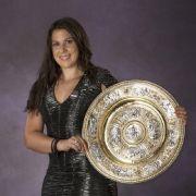 Seltener Virus! Wimbledon-Siegerin schwer erkrankt (Foto)