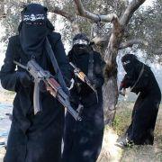 Dresdnerin (15) freiwillig bei ISIS gelandet? (Foto)