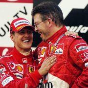 Deshalb ist Sebastian Vettel der Nachfolger von Schumi (Foto)