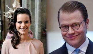 Sofia Hellqvist vergnügt sich mit ihrem Schwager Prinz Daniel. (Foto)