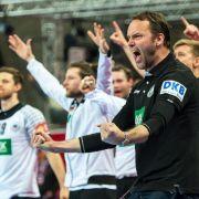 Deutsche Handballer besiegen Tunesien in Stuttgart trotz Fehlern (Foto)