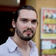 Rosalies Lebensgefährte, der Regisseur Aron Lehmann, am 10. August 2013.