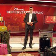 DAS war das Sommerhighlight bei Steffen Hallaschka (Foto)