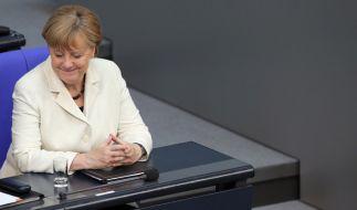 Angela Merkel bekommt bald 830 Euro mehr Geld pro Monat. (Foto)