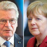 Merkel und Gauck in internationalem Schuldenregister (Foto)