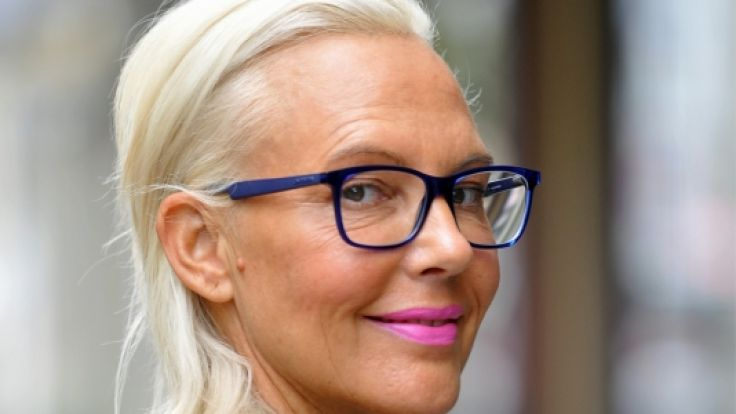"Natascha Ochsenknecht hat in Berlin ihren eigenen Laden ""LuxusLashes by Natascha Ochsenknecht"" eröffnet. (Foto)"