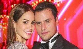 Immer noch ein Paar oder bereits getrennt: Angelina Heger und Rocco Stark. (Foto)