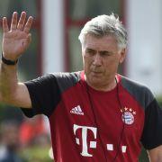 Heute live! 1. Spiel für Carlo Ancelotti in Lippstadt (Foto)