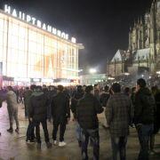 Schwanger nach Vergewaltigung in Kölner Silvesternacht (Foto)