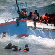 Traurige Bilanz! 675 tote Flüchtlinge aus Wrack geborgen (Foto)